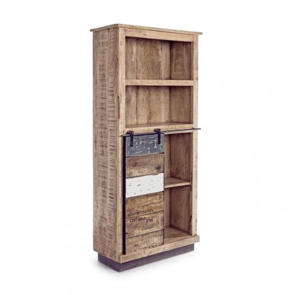 biblioteca-living-tudor