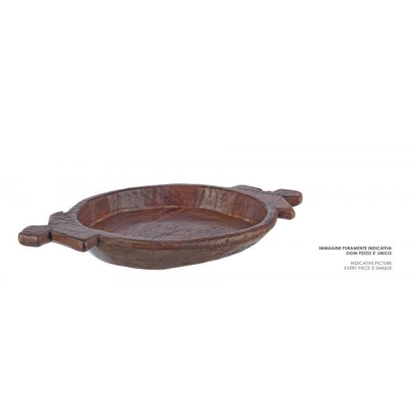Bol Decorativ Zulu 48X35-0186190-Siart