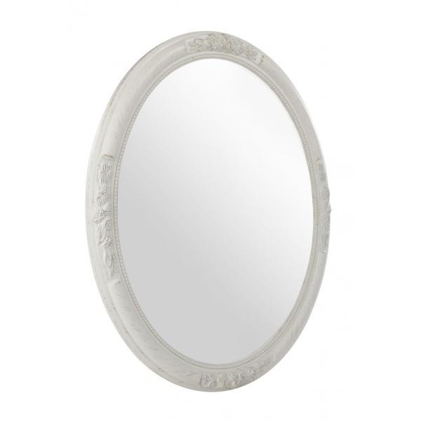Oglinda Ovala Alba In Rama Miro 67X57-0242040-Siart