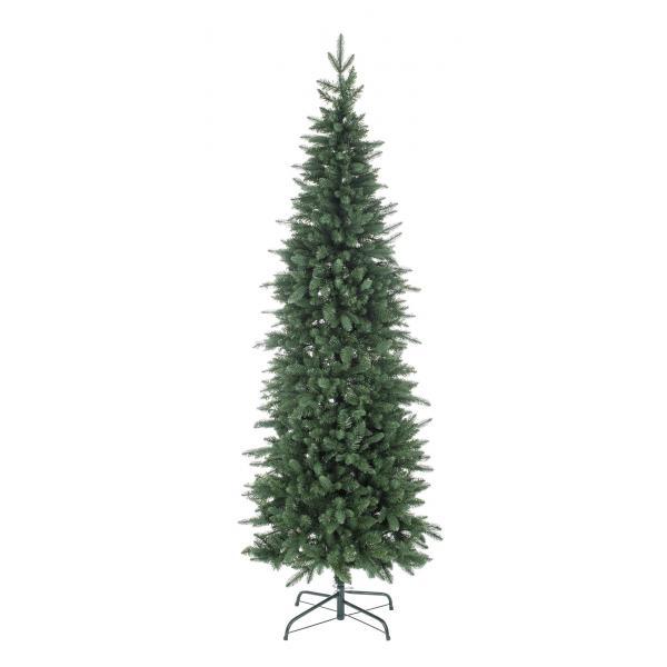 Brad artificial Cernera 210cm, cu aspect verde natural - Siart